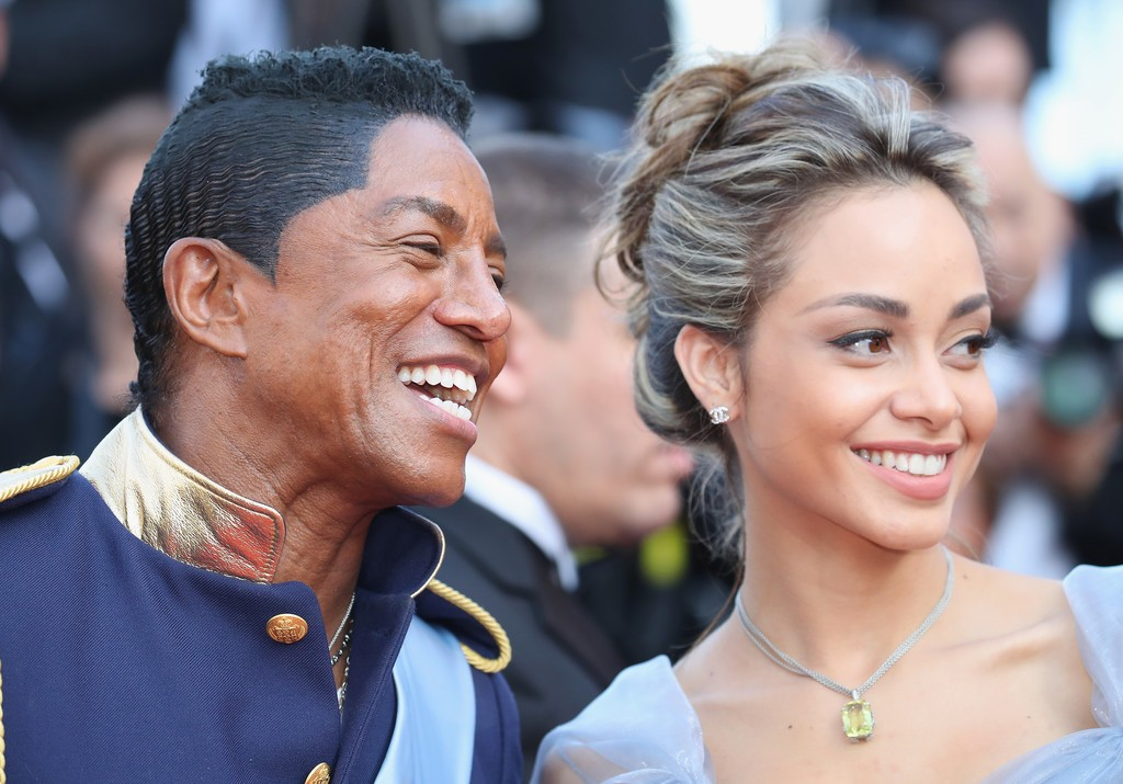 JERMAINE JACKSON IN CANNES FILM FESTIVAL