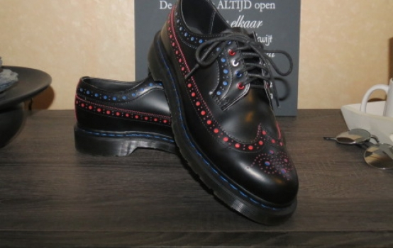 NIEUWE DR.MARTENS IN HUIZES MONTEIRO BROTHERS