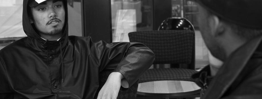 INTERVIEW MET TISSAN VAN TLORDENZO