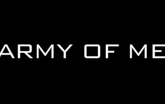 ARMY OF ME FASHION SHOW TIJDENS AFW VIEL TEGEN